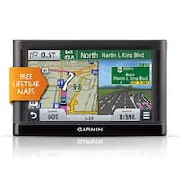 Garmin Nuvi55LM 5  Inch GPS with Lifetime Map Updates