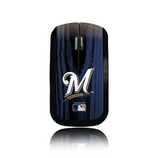 Milwaukee Brewers Wireless USB Mouse - multi