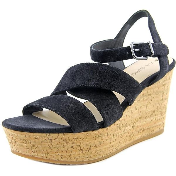 Via Spiga Kendall Women Black Sandals