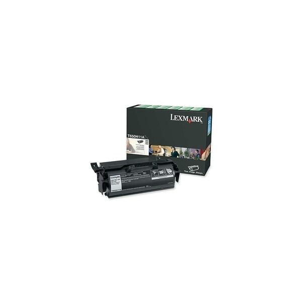 Lexmark U42102B T65X Hy Return Program Print Cartridge