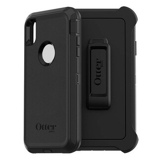 OtterBox DEFENDER SERIES Case for iPhone Xs Max - Black