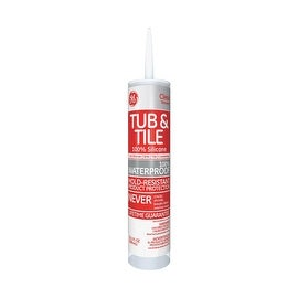GE Clear Silicone Sealant