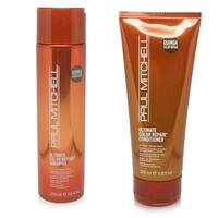Paul Mitchell Ultimate Color Repair Shampoo 8.5 Oz & Conditioner 6.8 Oz Combo Pack