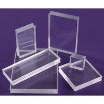 "See Clear Rubber Stamp Block-4""X5.25"""