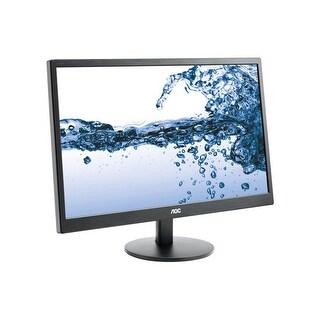 """Refurbished - AOC E2270SWHN 21.5"""" LED backlit LCD Full HD 1920x1080 Display HDMI, VGA"""