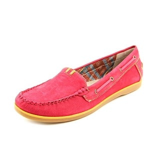 Naturalizer Hanover Round Toe Leather Loafer