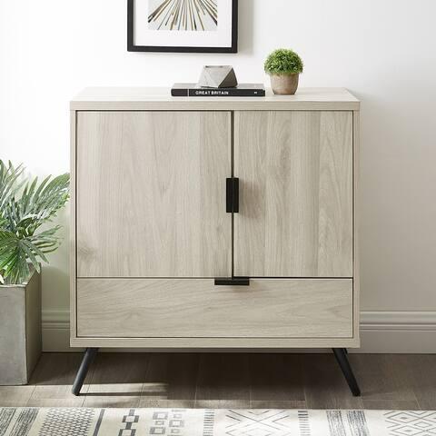 Carson Carrington 2-Door, 1-Drawer Cabinet