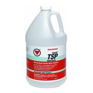 Savogran 10633 Trisodium Phosphate Liquid Substitute, 1 Gallon
