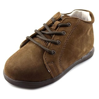Jumping Jacks Perfection Toddler W Round Toe Leather Brown Sneakers