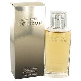 Davidoff Horizon by Davidoff Eau De Toilette Spray 4.2 oz - Men
