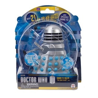 """Doctor Who 5"""" Sound FX Action Figure: Dalek """"The Dead Planet"""" - multi"""