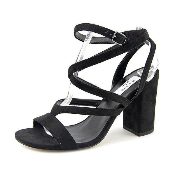 Chelsea & Zoe Womens Maris-a Open Toe Casual Strappy Sandals