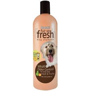 Sergeant 03806 Fur So Fresh Fruity Shampoo For Dog, 21.8 Oz