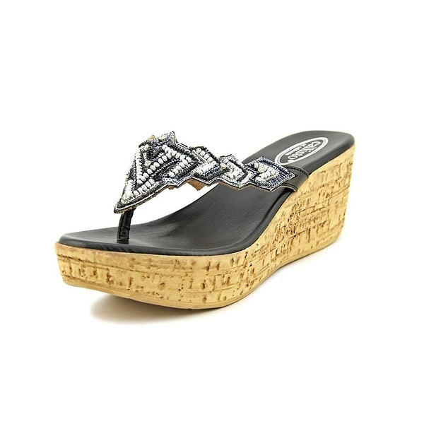 Callisto Tribal Leather Sandals