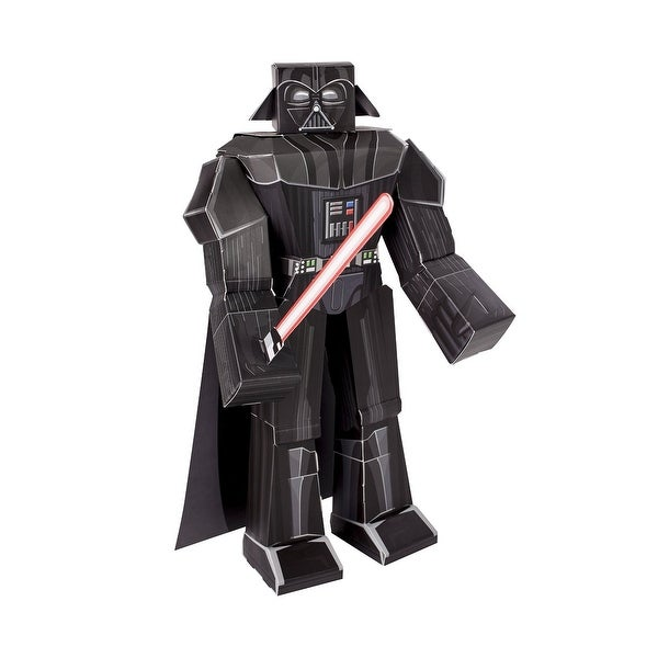 "Star Wars Blueprint Paper Craft 12"" Figure: Darth Vader"