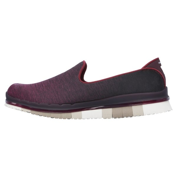 Shop Skechers 14018 BURG Women's GO FLEX WALK MUSE Walking