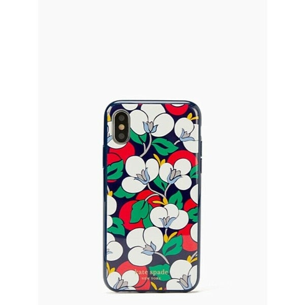 2863b26c29 Shop Kate Spade New York Dawn Breezy Floral iPhone Xs / iPhone X ...