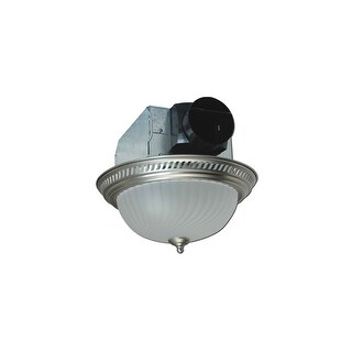Air King AKLC70 70 CFM 2.5 Sone Ceiling Mounted Round Exhaust Fan
