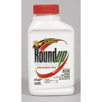 Shop Round Up 5005510 Roundup Weed Grass Killer Concentrate 1pt Overstock 20217404