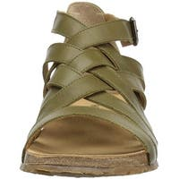 Haflinger Womens stella Open Toe Casual Strappy Sandals - 6