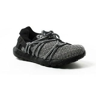 Bernie Mev Womens Monicak-Dazzle-33 Pewter Running Shoes Size 4