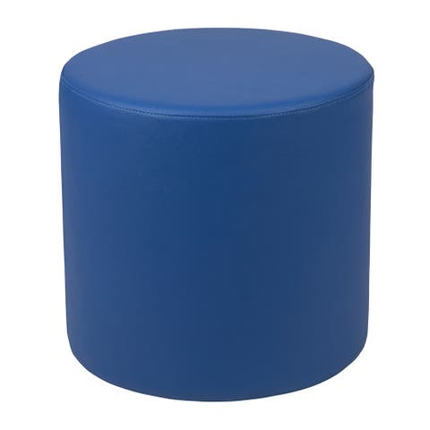 "Offex Modern Soft Seating Collaborative Circle for Classrooms and Common Spaces - 18"" Seat Height"