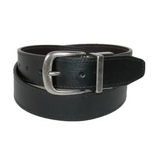 Levis Boys' Twist Reversible 1 1/8 Inch Belt