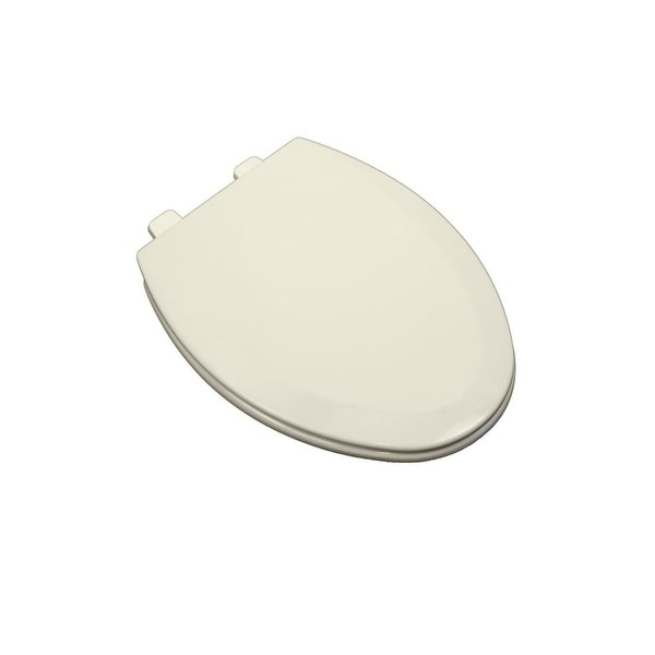 PROFLO PFTSHEC2000 Elongated Closed Front Toilet Seat and Lid - N/A