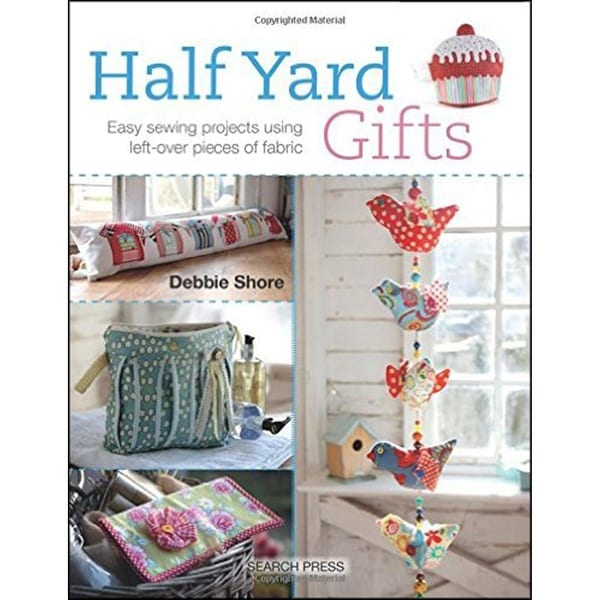 Search Press Books-Half Yard Gifts