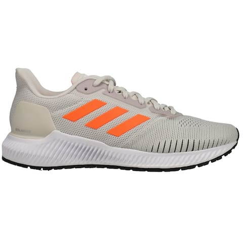 adidas Solar Ride Mens Running Sneakers Shoes - Beige