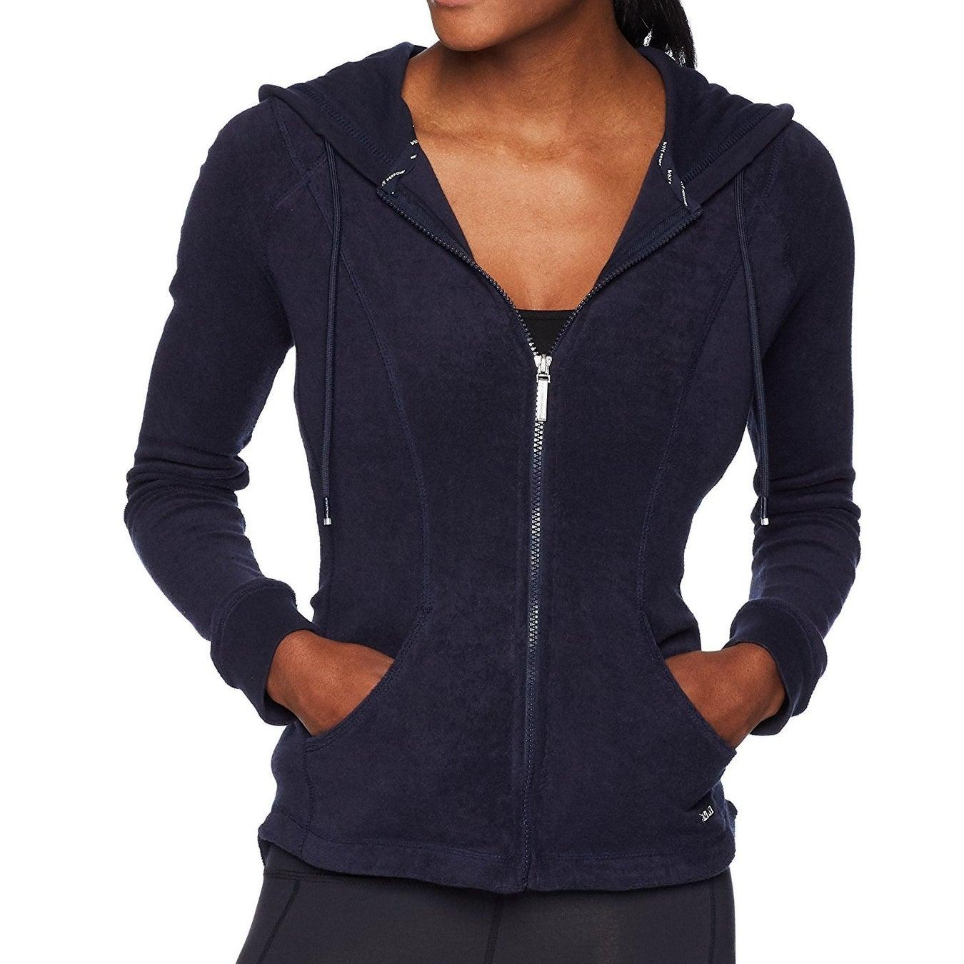 Marc York Ladies Full Zip Fleece Jacket
