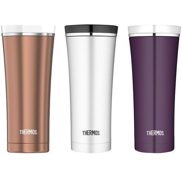 Thermos 16 oz. Sipp Vacuum Insulated Stainless Steel Travel Tumbler - 16 oz.