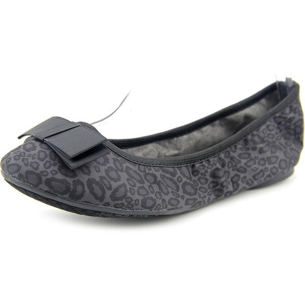 Butterfly Twists Naomi Women  Round Toe Canvas  Ballet Flats