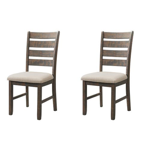 Picket House Furnishings Dex Ladder Back Dining Chair Set