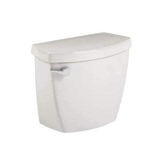 "Mirabelle MIRBD210 Bradenton 1.28 GPF Toilet Tank Only with 10"" Rough In - Left - White"