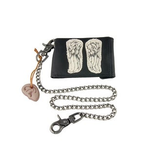 The Walking Dead Daryl Dixon Wings Chain Wallet - Multi