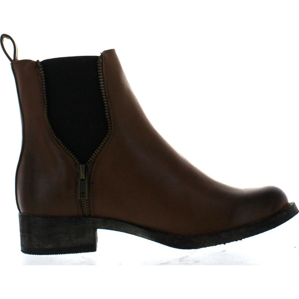 Camilla Bromley Pu Boots - Overstock