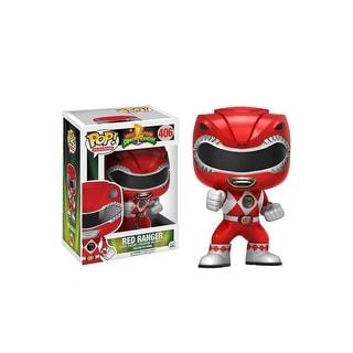 Funko POP TV Power Rangers - Red Ranger - Multi