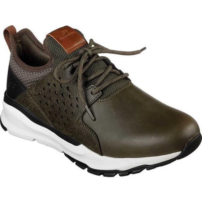 Skechers Men's Relven Hemson Sneaker Olive