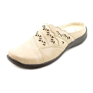 Easy Street Forever W Round Toe Synthetic Mules