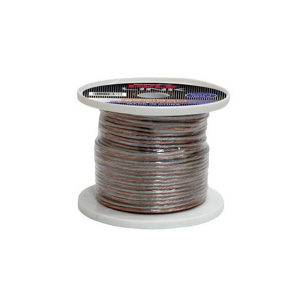 Pyle Audio PSC1850 Pyle PSC1850 Audio Cable - for Speaker - 50 ft - Bare Wire - Bare Wire