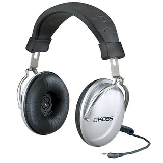 Koss 186511 Stereo Headphone Silver