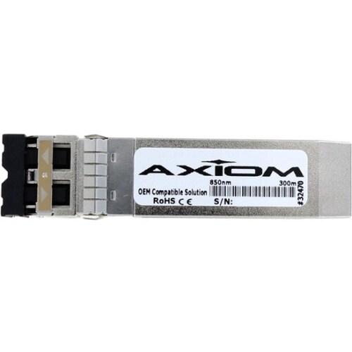 """""""Axion X6569-R6-AX Axiom SFP+ Module - For Optical Network, Data Networking - 1 x 10GBase-SR - Optical Fiber - 1.25 GB/s 10"""