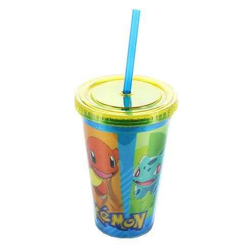 Pokemon Character 16oz Carnival Cup - Multi