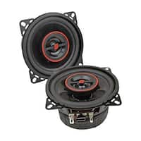 """Cerwin Vega Hed 4"""" 2-Way Coaxial Speaker Set - 275W Max / 30W Rms"""