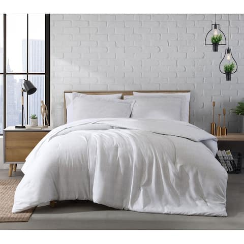Kenneth Cole Reaction Cedar Reversible Comforter Set