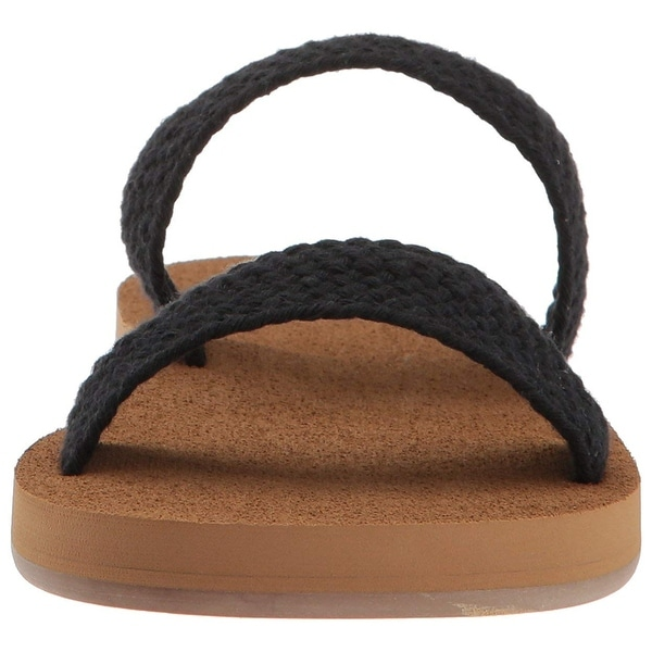e54e156d7045 Shop Roxy Women s Sanibel Slide Sandal - Free Shipping On Orders ...