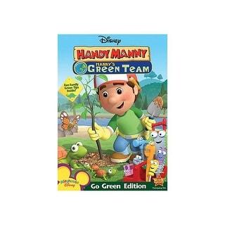HANDY MANNY-MANNYS GREEN TEAM (DVD)