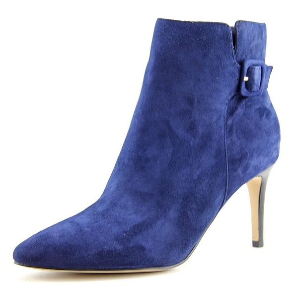 Marc Fisher Tailynn Pointed Toe Suede Ankle Boot
