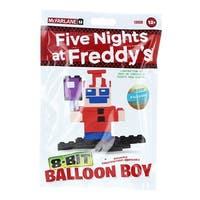 Five Nights At Freddy's Buildable 8-Bit Balloon Boy - Multi